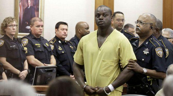 Gunman Shot Deputy 15 Times In Houston Gas Station Execution