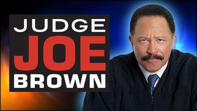 Judge Joe Brown Back In The Slammer