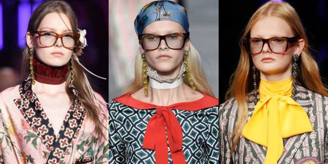 GIRLS AND GLASSES: Go To Our FB Page To See 10 Great looks for Eyewear