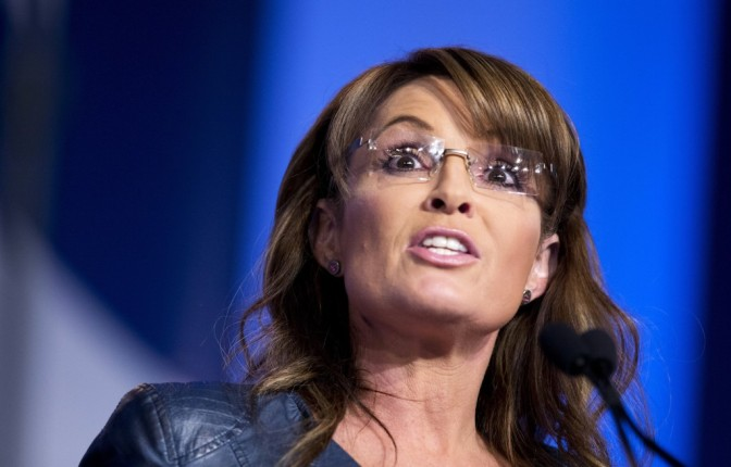 Oh, Sarah! Speaking English With Mrs. Palin