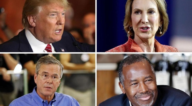 Who? What Iranians Think Of The Republican Nominees