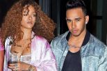 RiRi and Lewis continue to fuel dating rumors.