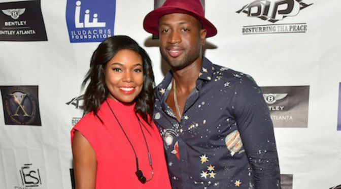 D. Wade, Gabrielle Union And Usher Help Kickoff Luda Weekend