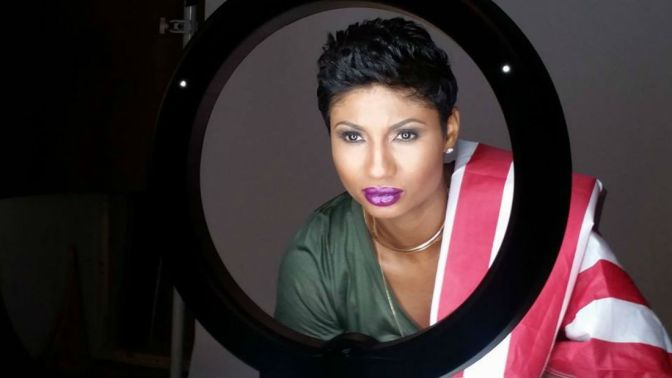 Living The Dream: WNBA Superstar and Olympian Angel McCoughtry Set To Cover Sports Wire Magazine