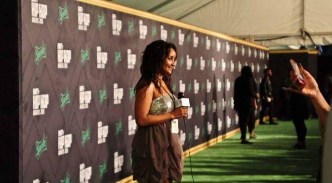 Sytonnia LIVE At The BET Hip Hop Awards