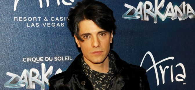 Criss Angel's Son Diagnosed With Leukemia