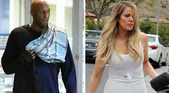 Lamar Odom Was Tired Of The Kardashians, Threatened To Expose Them