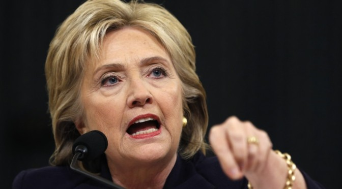 NO Pressure: Hillary Clinton Handles Benghazi Hearing Like A Boss Builds On Momentum