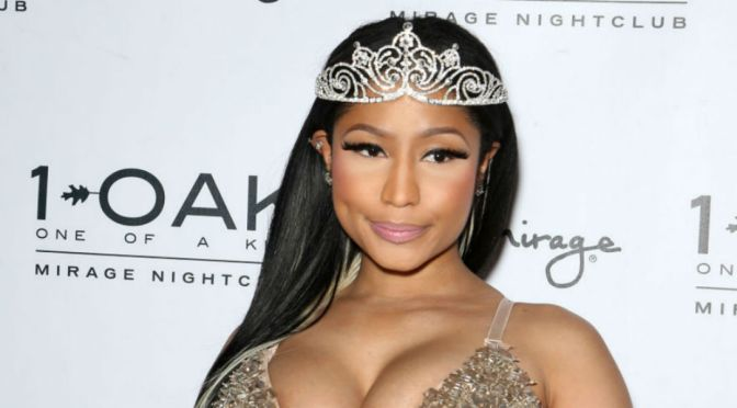 Fatuous and Uncouth: Nicki Minaj Is The Embodiment Of Ignorance