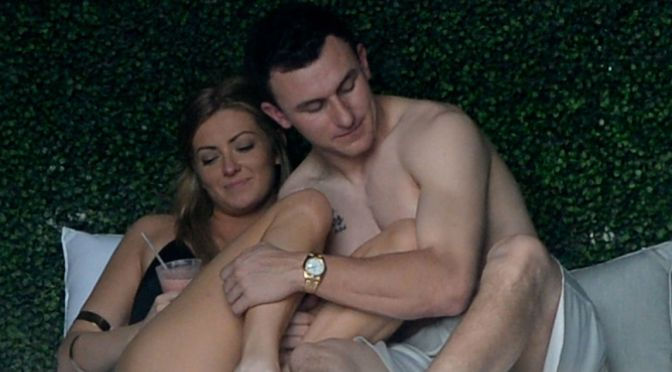 Manziel Dodges Discipline For Roadside Incident With Girlfriend