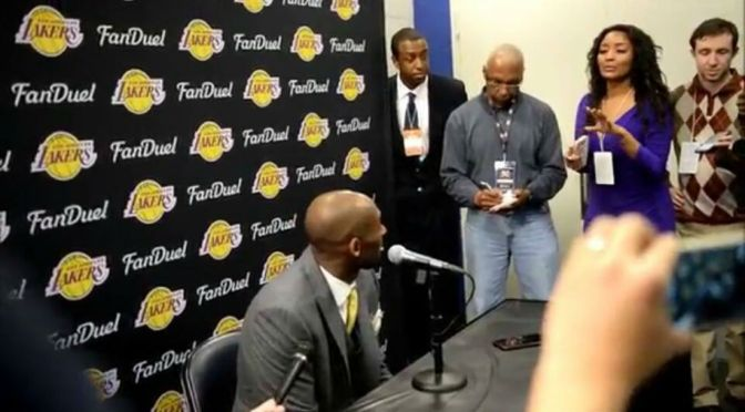Sytonnia LIVE with NBA Great Kobe Bryant