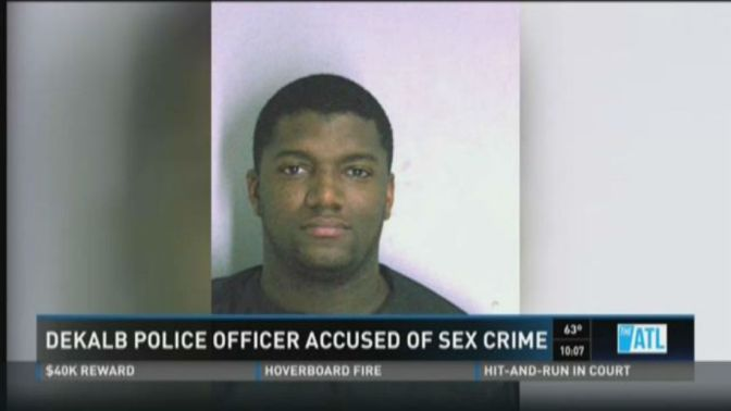 Dekalb Officer Behind Bars After Sexually Assaulting Woman