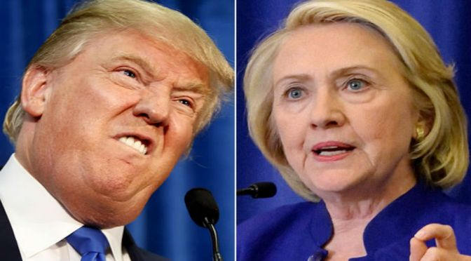 Tell Him How You Really Feel: Hillary Unloads On Donald