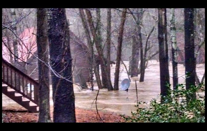 Flooding Widespread In Metro Atlanta, North GA