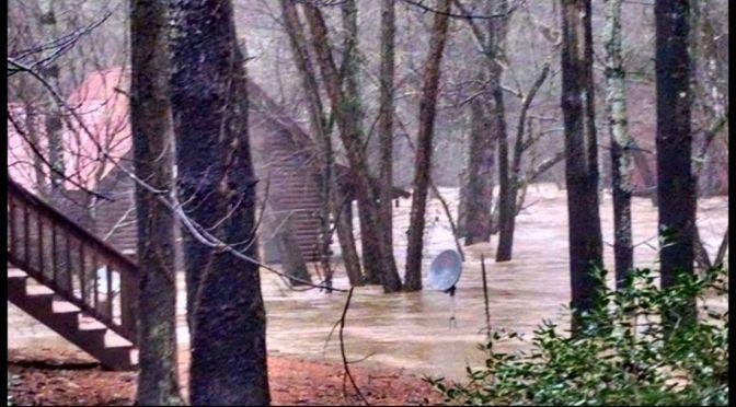 Flooding Widespread In Metro Atlanta, North GA