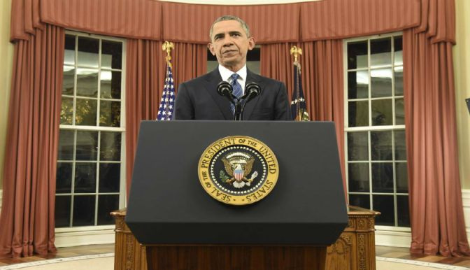 President Obama Addresses The Nation On Keeping America Safe