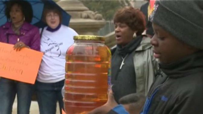 EPA Knew About Contaminated Water Last Year And Didn't Inform Residents