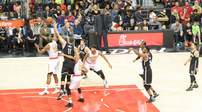 Hawks Looking For Consistency After Beating Nets 114-86