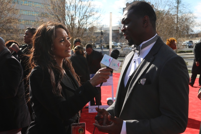 2016 Trumpet Awards Red Carpet Interviews
