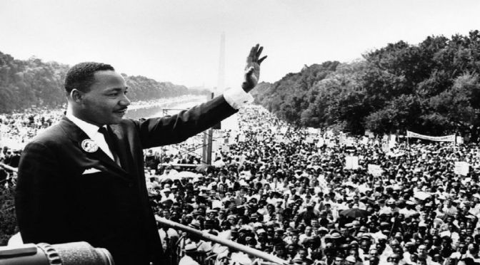 Are We Living Dr. King's Dream?