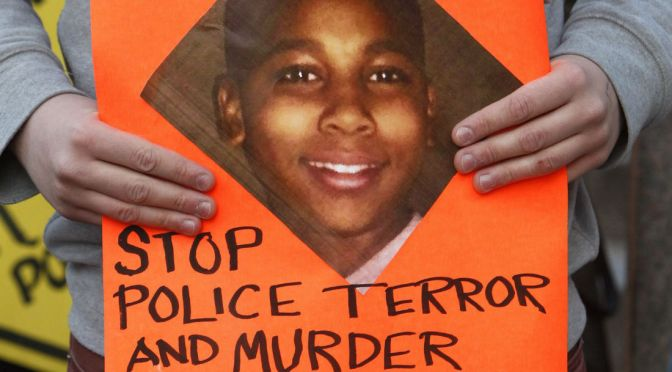 Tamir Rice Grand Jury Reportedly Never Actually Voted On Whether To Indict Officers