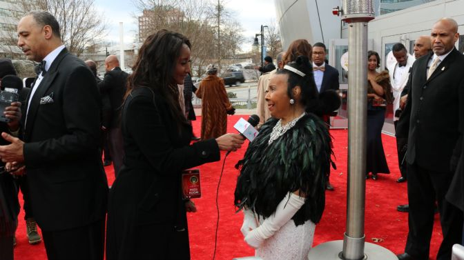 Xernona Clayton's 24th Annual Trumpet Awards