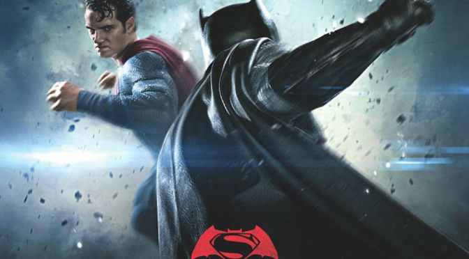 I Thought They Were Friends? Batman vs Superman Ready For March Release