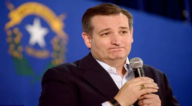 Do Republicans Detest Immigrants That Much? Cruz Lining Up His Position With Trump After Rejecting Deportation