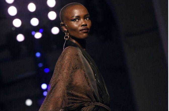 Meet Australian Supermodel Ajak Deng