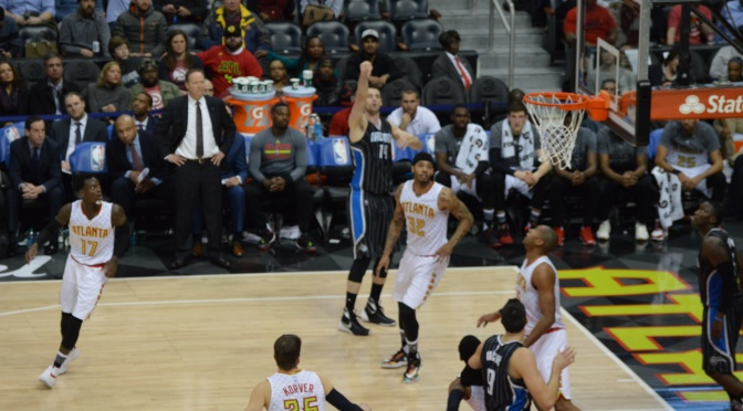 Hawks And Magic Battle In Overtime