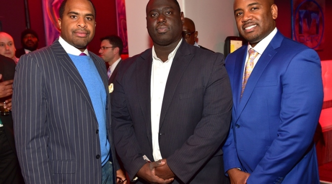 Politics After Dark and the Young Professionals  Host Committee Kicks Off Mayor Kasim Reed's  Municipal Option Sales Tax Campaign at M Bar