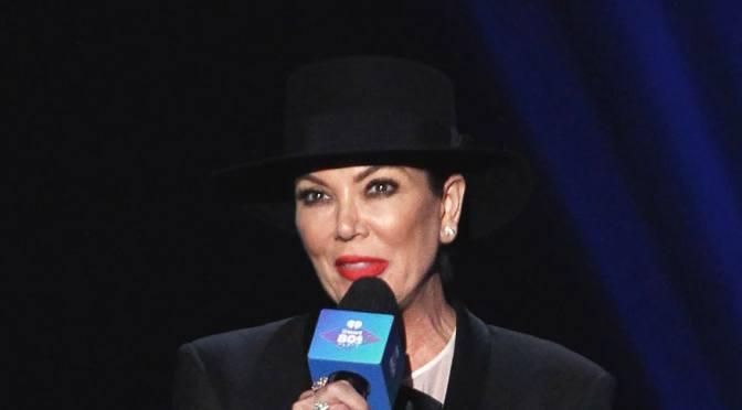 Kris Jenner Booed Relentlessly At iHeart Concert