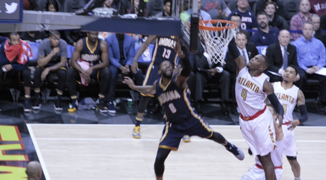 Hawks Continue To Increase Stats In Win Column Beating The Pacers 102-96