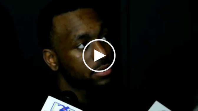 Charlotte Guard Kemba Walker Talks Poor Shooting After 87-76 Loss To The Hawks