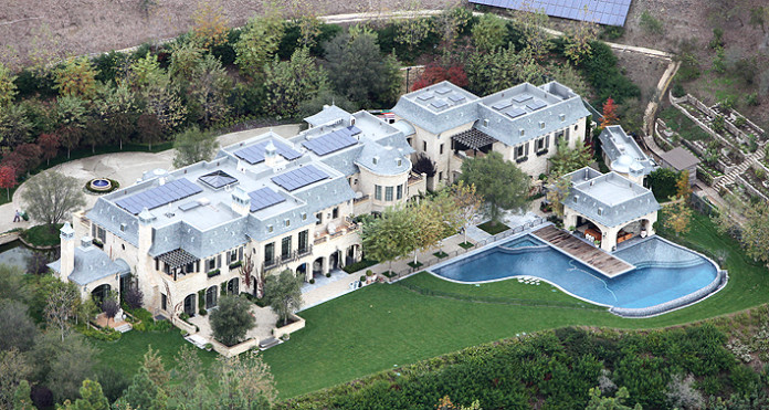 Tom Brady Haus