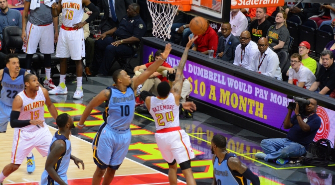 Hawks Solidify Spot In Playoffs With 95-83 Win Over Grizzlies