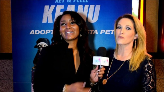 {Video} T.I. Hosts 'KEANU' Screening In The ATL