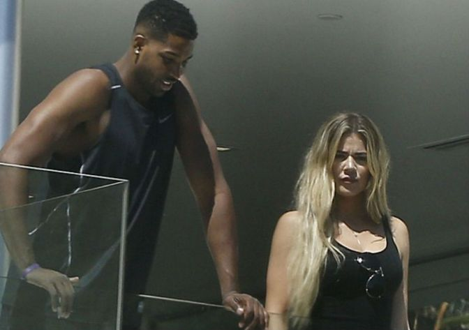After Flirting With Odell Beckham, Is Khloe Kardashian Adding Yet Another Baller To Her Roster?