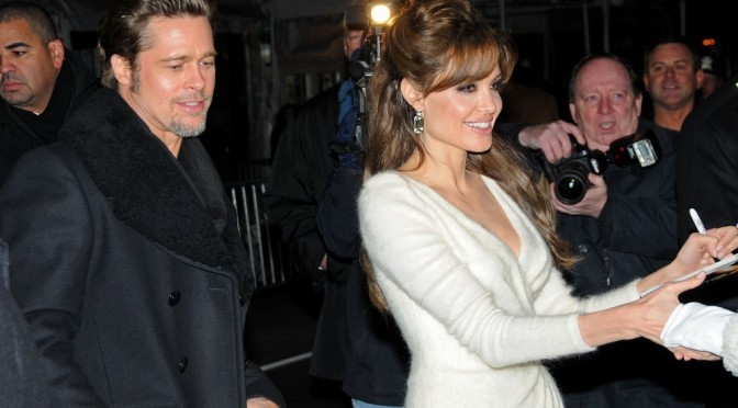 Monitored Visits With Kids And Therapy, Brad And Angelina Construct Temporary Custody Agreement