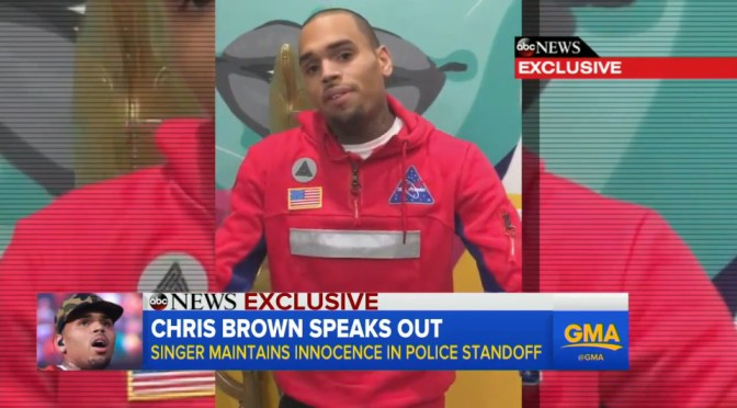 How Low Did She Go? Shady Baylee Accused Of Setting Chris Brown Up