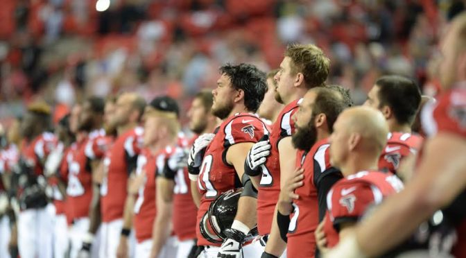 Falcons End Preseason With 17-15 Win Over Jaguars