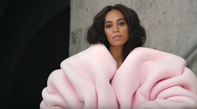 Solange Takes A Seat At No. 1
