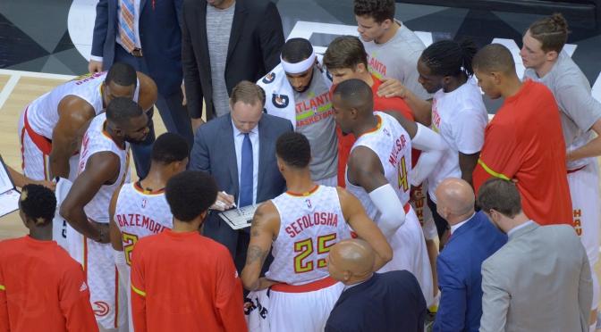 Tim Hardaway Jr. Helps Lead Hawks To 114-99 Win Over Wizards In Season Opener