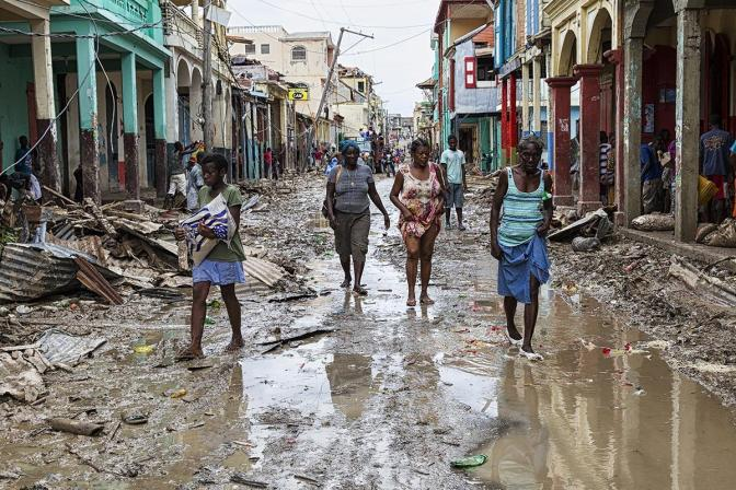 Death Toll In Haiti Reaches 842 As Deadly Matthew Heads Towards Georgia