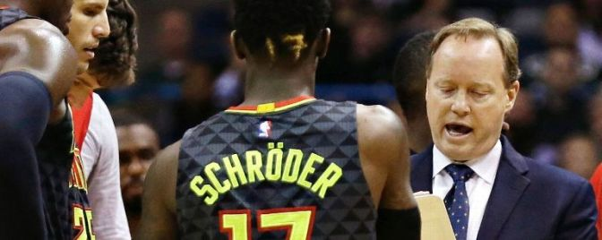 Coach's Corner: Hawks' HCC Mike Budenholzer Is Pleased With What He Sees