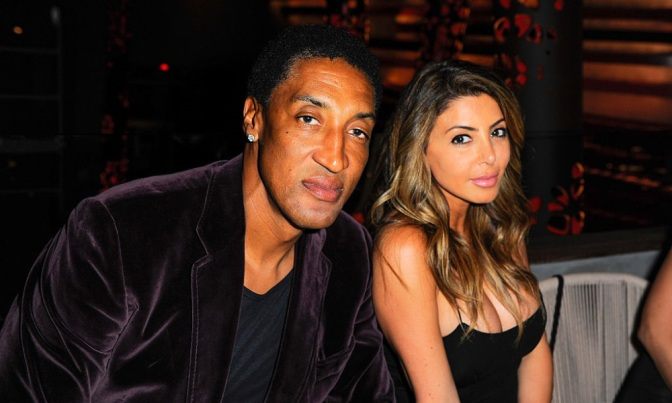 Scottie And Larsa Pippen Split Getting Nasty As He Files To Get Kids And Cut Alimony