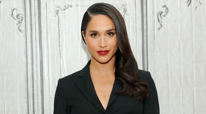 Meet Prince Harry's Biracial Love Interest Meghan Markle