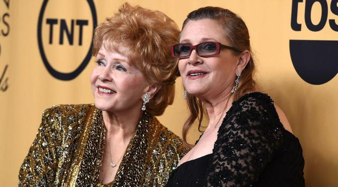 Debbie Reynolds Dies Day After Daughter Carrie Fisher Dies Of Heart Attack