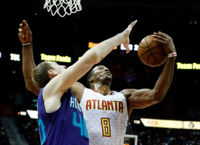 Williams and Belinelli Help Hornets Snap Four Game Skid Against Hawks