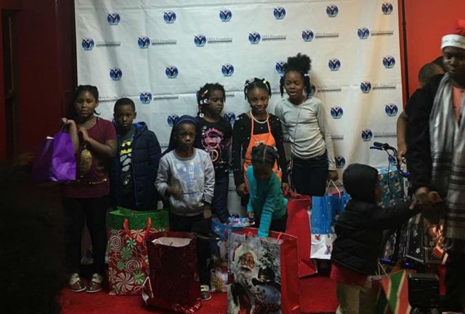 The 4th Annual Ceta Foundation Holiday Bowl For A Cause Was A Huge Success